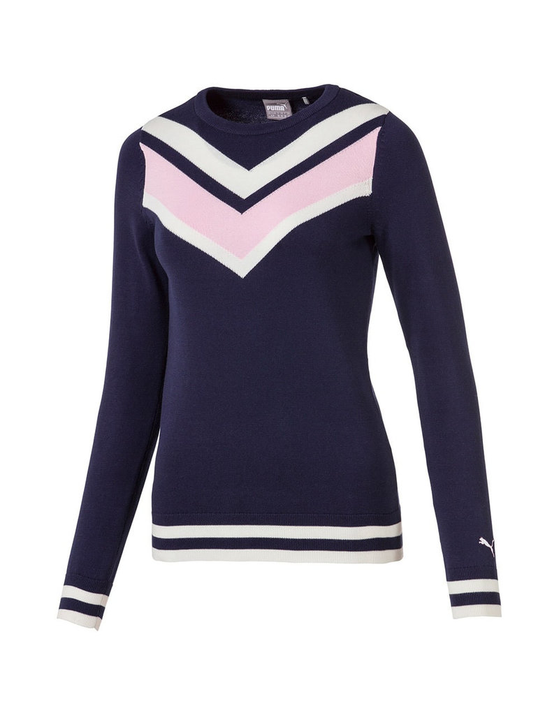 Puma Golf Puma Women's Chevron Sweater