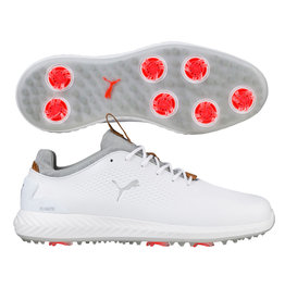 Puma Golf Puma Men's Ignite PWRAdapt Leather Golf Shoes