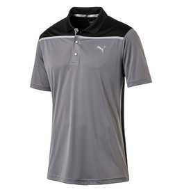 Puma Golf Puma Bonded Colourblock Polo