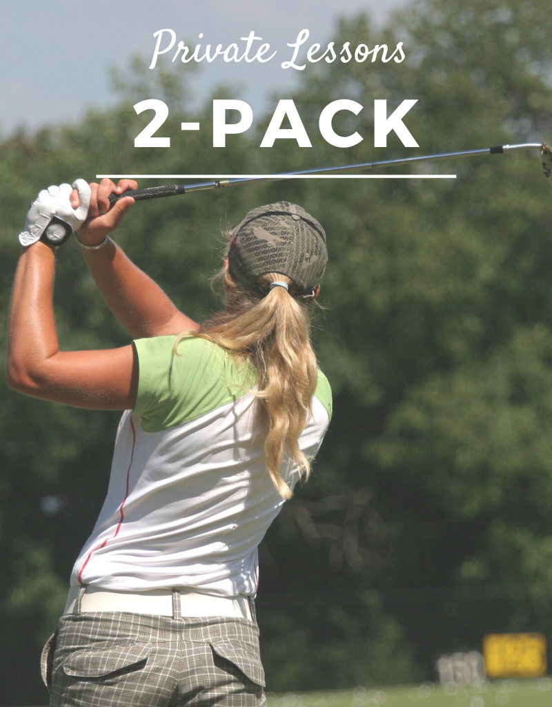 Private Lessons - 2 Pack - Black Friday