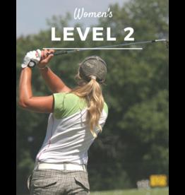 2020 Golf Clinic - Women's Level 2