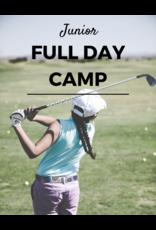 2020 - Full-Day Junior Golf Camp