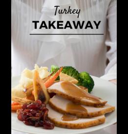 Turkey Takeaway Dinner for Four