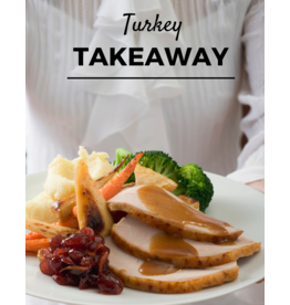 Turkey Takeaway Dinner for Two