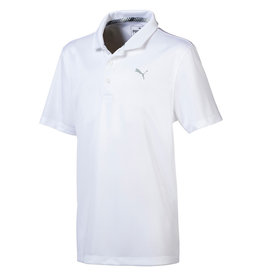 Puma Golf Junior Boys Essential Polo