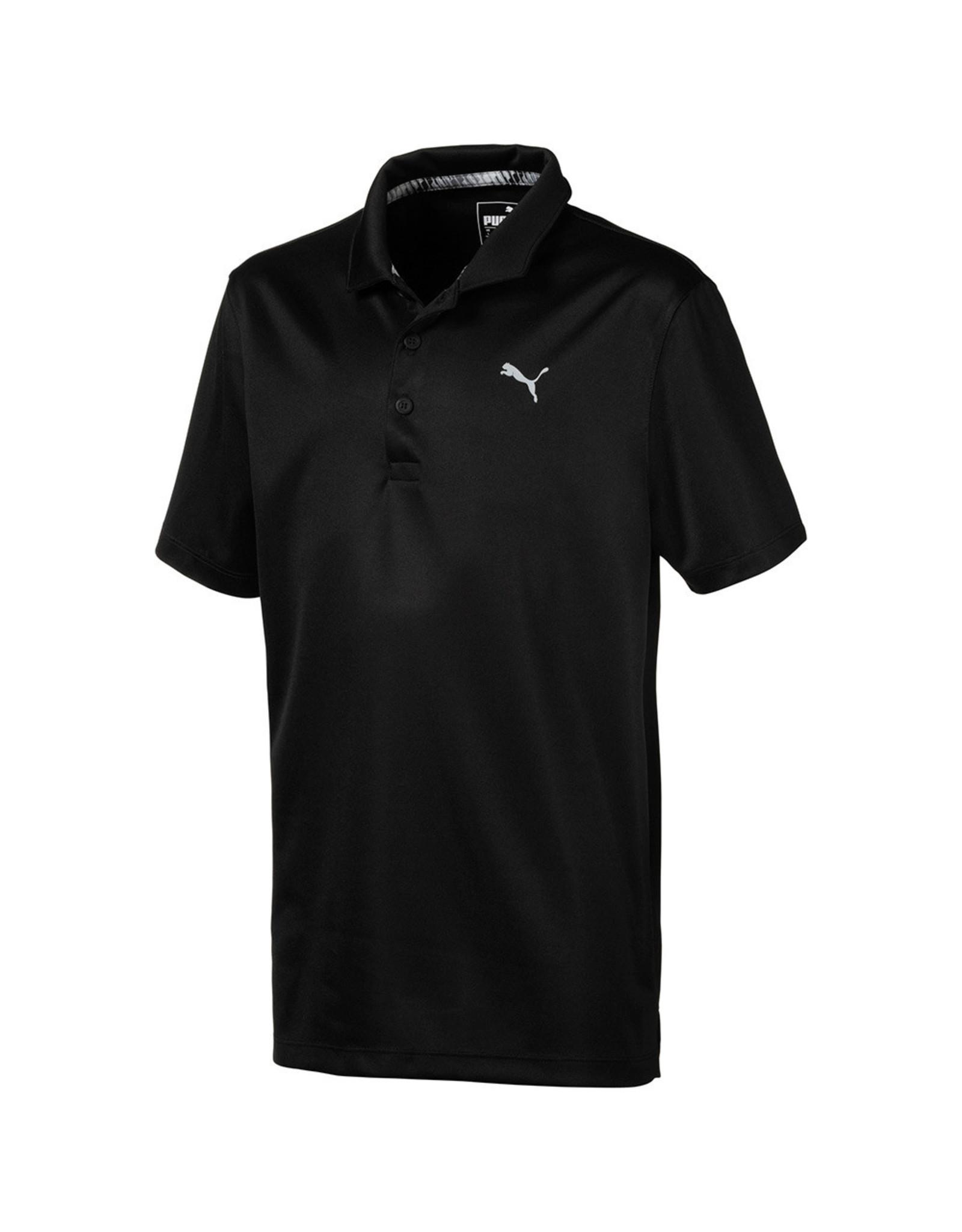 Puma Golf Junior Boys Essential Polo
