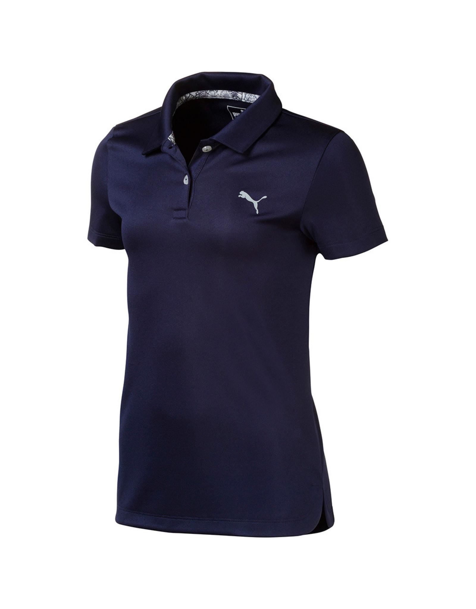 Puma Golf Junior Girls Essential Polo