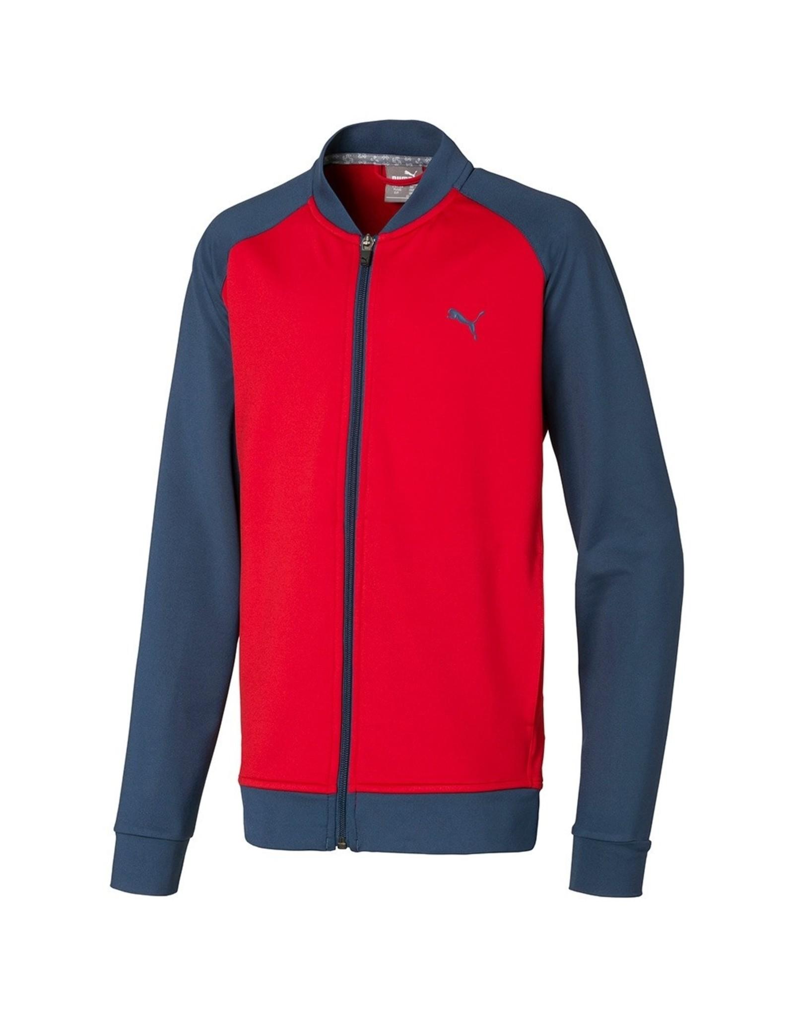 Puma Golf Puma Junior Boys STLTH Jacket