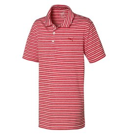 Puma Golf Puma Junior Boys Links Polo