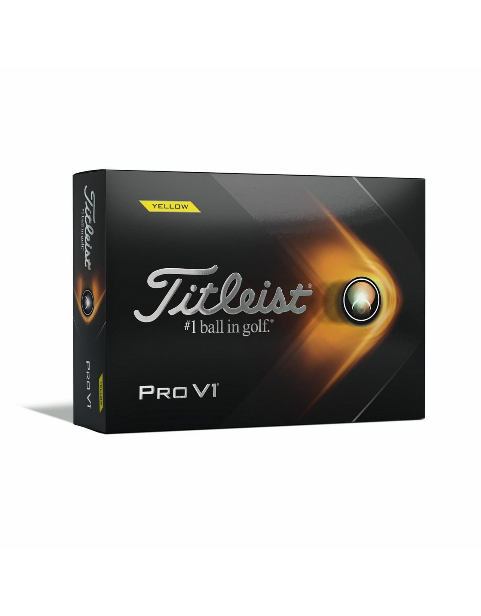 Titleist Titleist Pro V1 Yellow Dozen