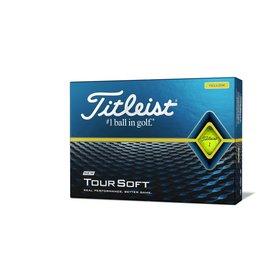 Titleist Titleist Tour Soft Yellow Dozen