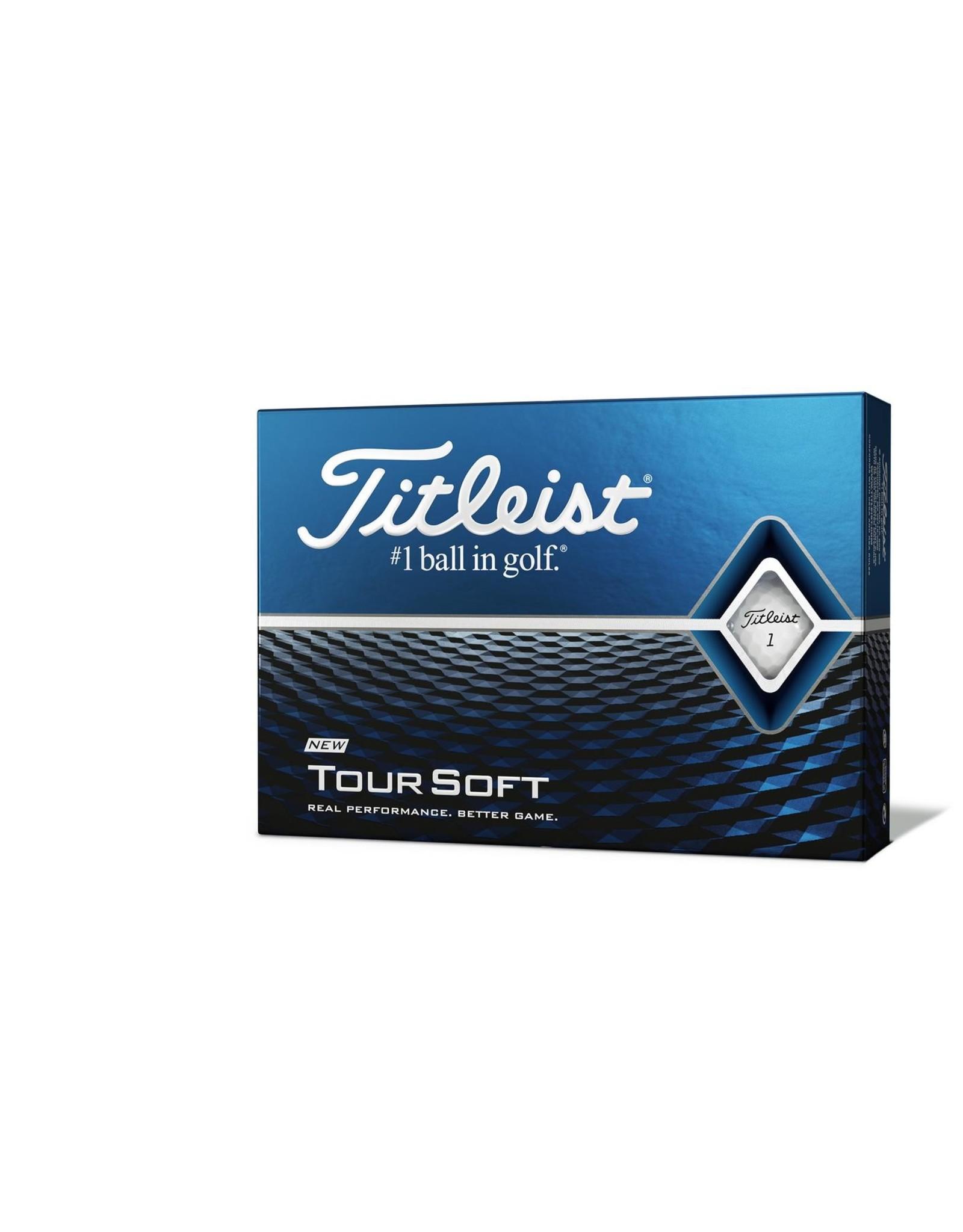 Titleist Titleist Tour Soft Dozen