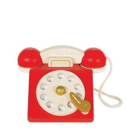 Le Toy van Toy van - Téléphone Vintage