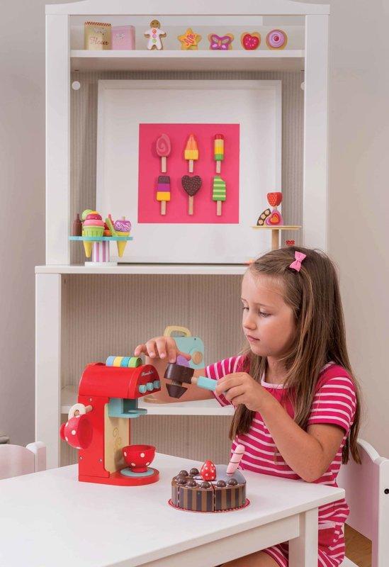 Le Toy van Toy van - Machine a cafe