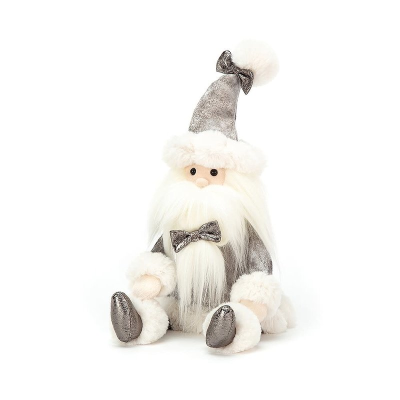 Jellycat Jellycat - Shimmer santa really big