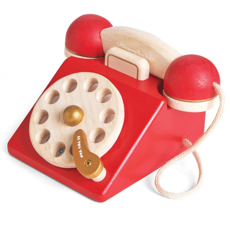 Le Toy van Toy van - Vintage Phone