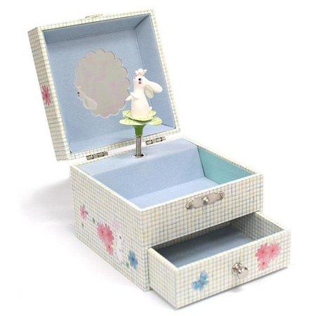 Djeco - Music box - Sweet rabbit's song