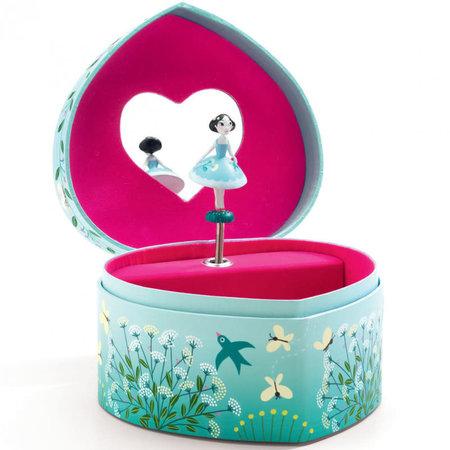 Djeco - Music box - Budding dancer
