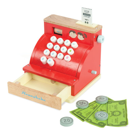 Le Toy van Toy Van - Cash Register