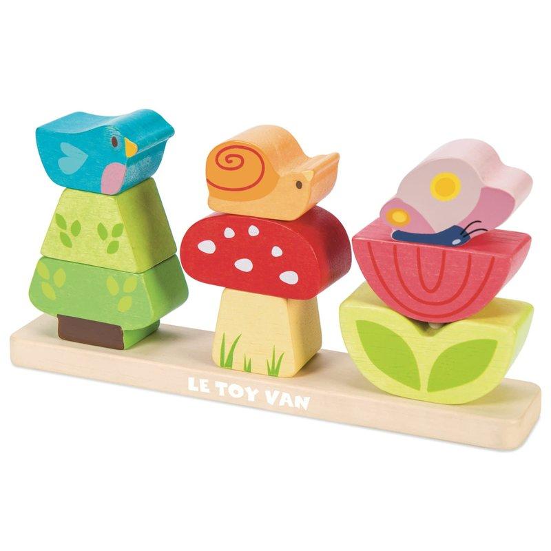 Le Toy van Toy van - Stacking Garden