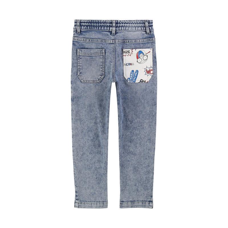 Little Marc Jacobs Little Marc Jacobs - Pantalon denim