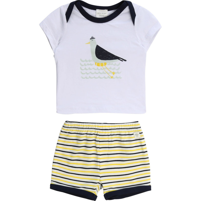Carrement Beau Carrement Beau - Ensemble  t-shirt + short