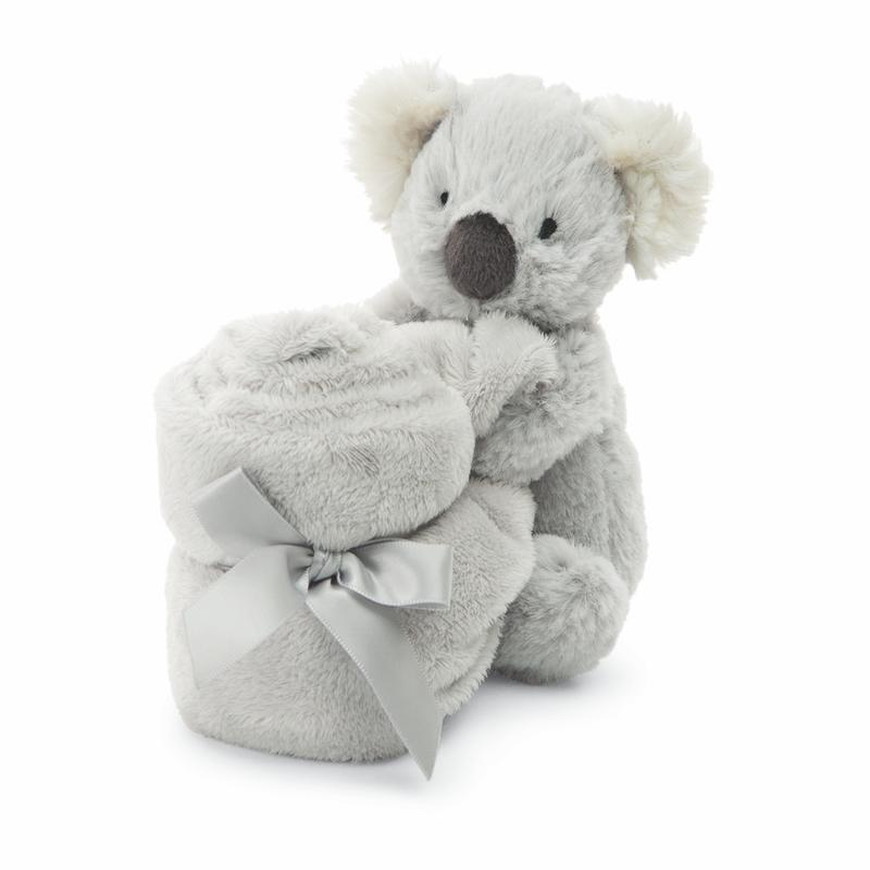 Jellycat Jellycat - Bahhful Koala Soother