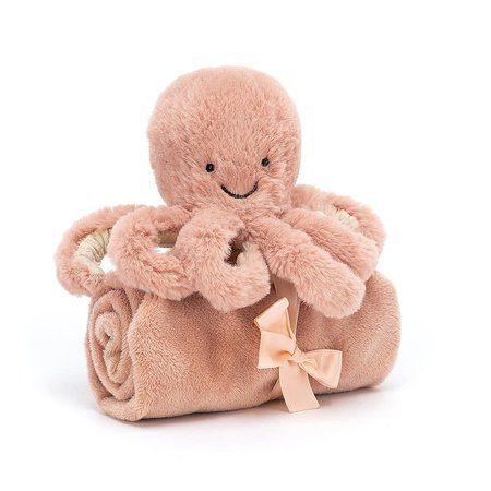 Jellycat Jellycat - Odell Octopus Soother