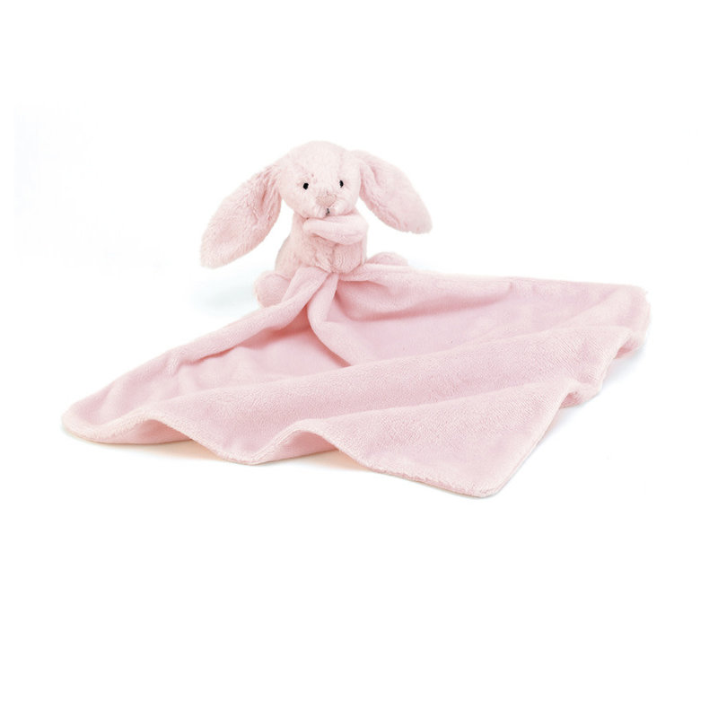 Jellycat Jellycat - bashful bunny light pink soother