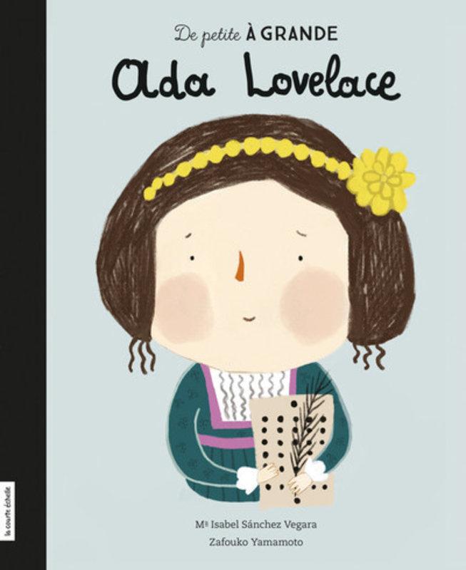 Ada Lovelace -  Maria Isabel Sánchez Vegara