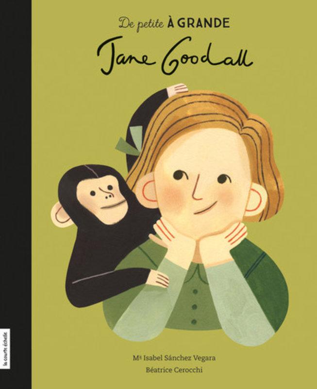Jane Goodall -  Maria Isabel Sánchez Vegara