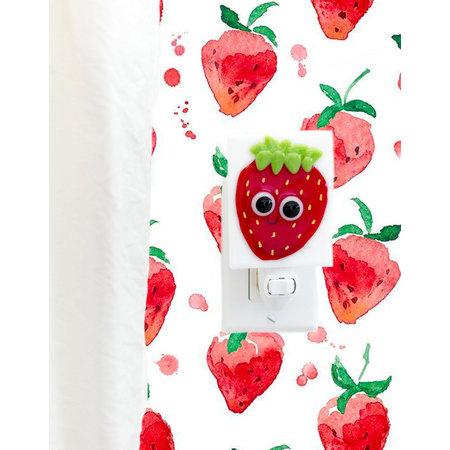 Veille sur Toi Veille sur toi - Strawberry Night Light