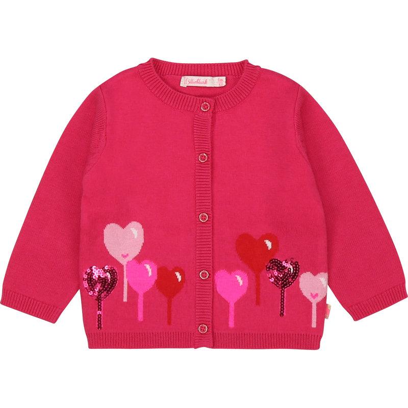 BIllieblush Billieblush - Cardigan tricot