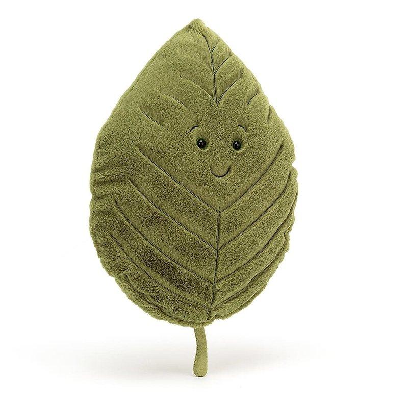 Jellycat Jellycat - Peluche Woodland beech leaf