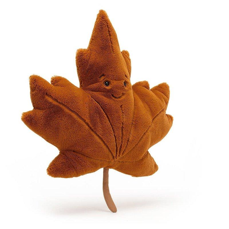 Jellycat Jellycat - Woodland maple leaf