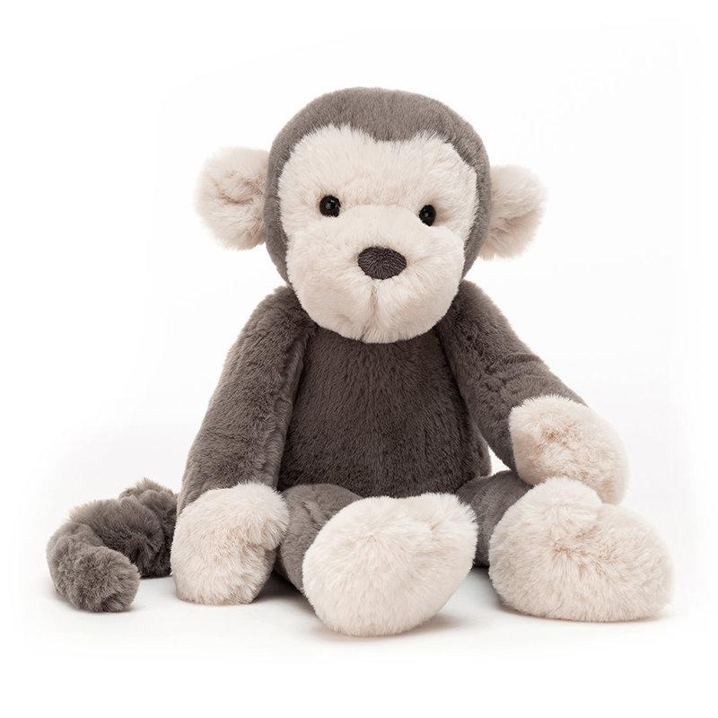 Jellycat Jellycat - Peluche Brodie monkey medium