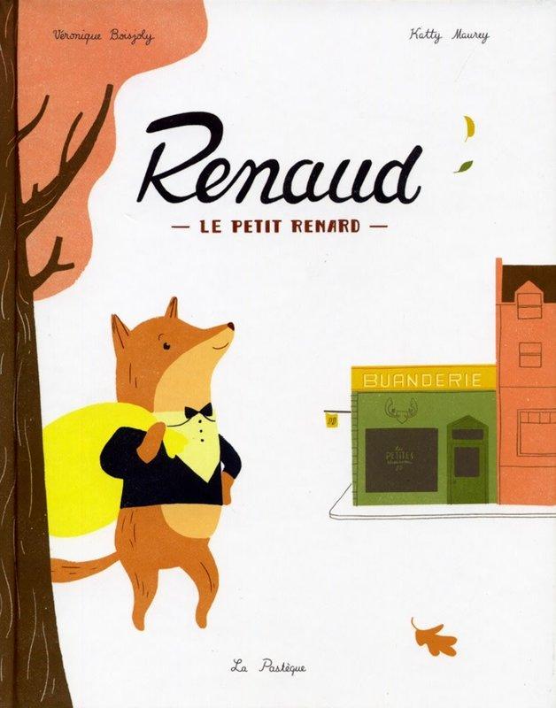 Renaud le petit renard - Maurey