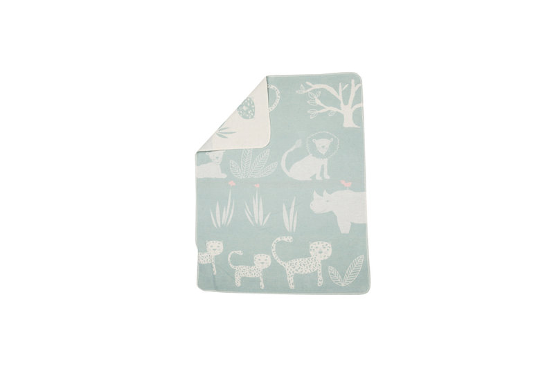 David Fussenegger - Juwel Jungle Blanket