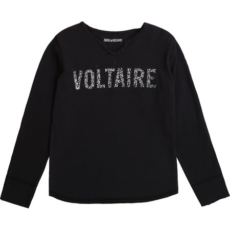 Zadig & Voltaire Zadig & Voltaire - Tee Shirt Manches Longues