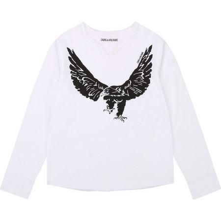 Zadig & Voltaire Zadig & Voltaire - Long Sleeves Tee Shirt