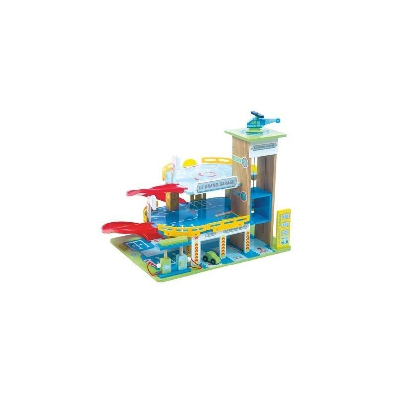 Le Toy van Toy van - The Big Garage