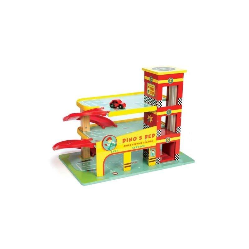 Le Toy van Toy van - Dino's Toy Garage