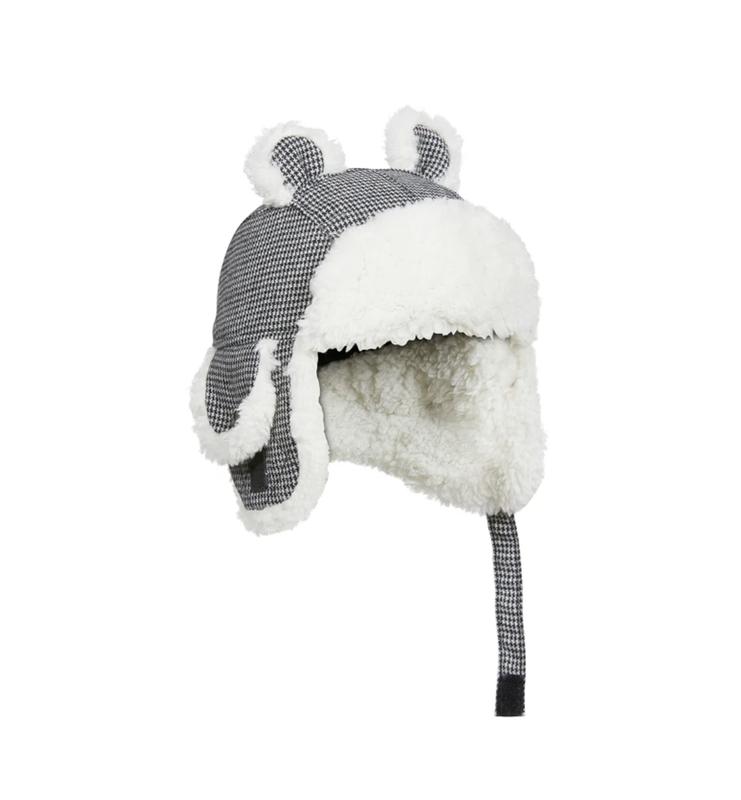 Kombi Kombi - Cute Aviator Sherpa Hat - Infants