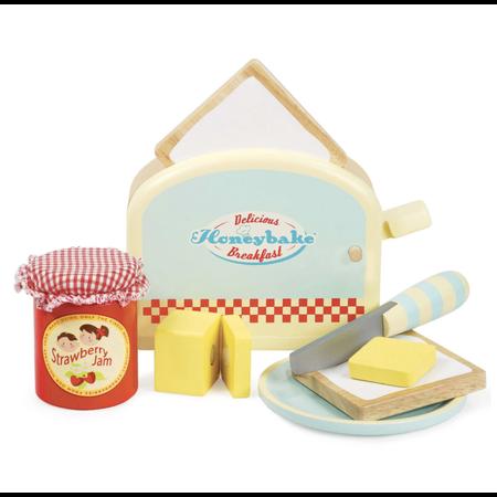 Le Toy van Toy van- Toaster Breakfast Set