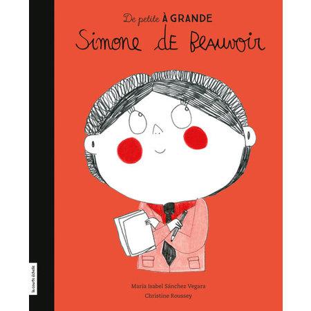 Simone de Beauvoir -  Maria Isabel Sánchez Vegara