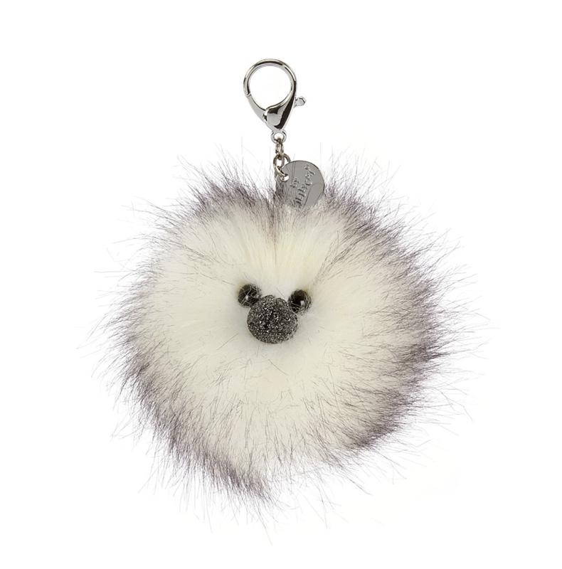 Jellycat Jellycat - Dazzle pom bag charm
