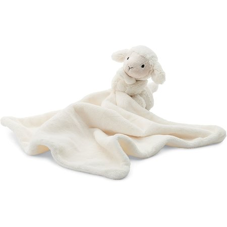 Jellycat jellycat-bashful lamb soother