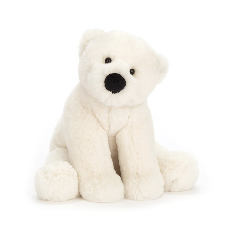 Jellycat Jellycat- Perry Ours Polaire Petit
