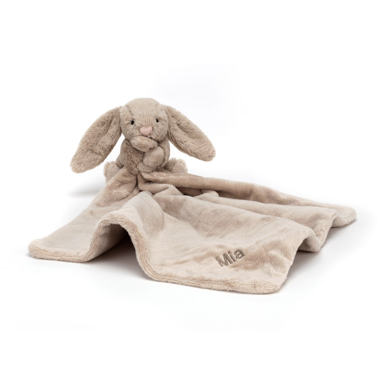 Jellycat Jellycat - Bashful bunny beige soother