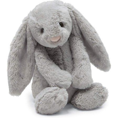 Jellycat Jellycat- Bashful grey bunny small